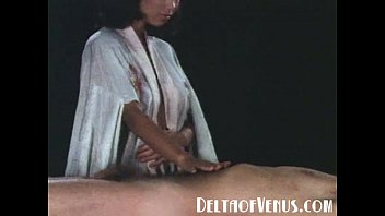 1970s Vintage Chinese Girl, Massage &amp_ Fuck