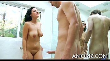 Mature goes wicked sex game...