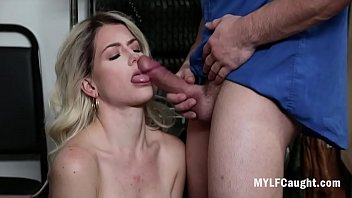 Blonde MILF Gets Fucked For Stealing- Kit Mercer
