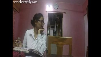 Indian Aunty Sex Horny Lily In Office HD 10