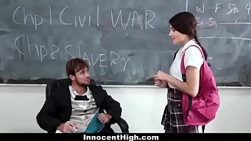 Naughty in classroom...