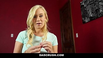 DadCrush - Hot Stepdaughter (Bailey Brooke) Curious About Step Daddy's Cock
