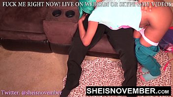 SLUT STEP DAUGHTER MSNOVEMBER FACE FUCKED AND EATING CUM FROM STEP DAD FOR LYING