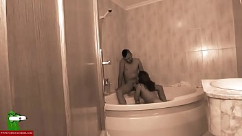 Hot blowjob in the jacuzzi. SAN125