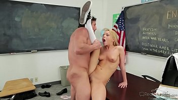 Step bro got a blowjob from Alina West