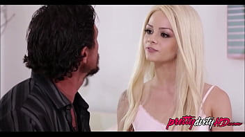 Teen Step Daughter Elsa Jean Fucked By Religious Step Dad