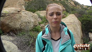Amazing Hiking POV Threesome with Penny Pax and... | Video Make Love