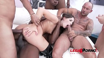 Kristy black no holes barred fuck session with...