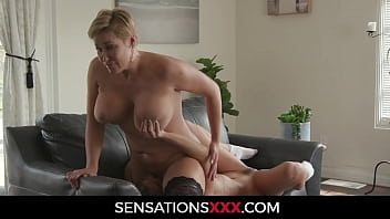 Milfy Ryan Keely Is A Therapist Into Her Client Khloe Kapri So She Licks Her Pussy