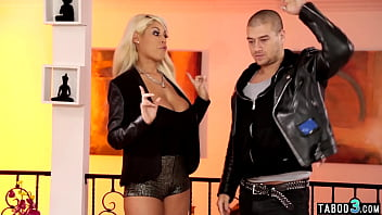 Big boobed blondie Bridgette B fucked roughly by her angry lover