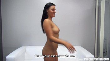 SEXY Czech Brunette Cheated her BF AGAIN