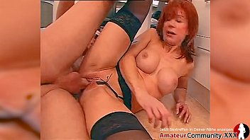 MILF works hard for her reward (in ass and other holes)