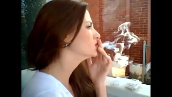 All time sexy smoker jenny floyd showing us...