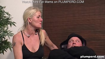 Threesome with chubby mature women and old Irish man thumbnail
