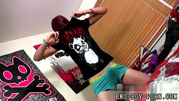 Emo gay first time sex video Listen out for the scarcely wet smacking