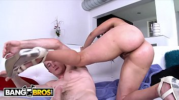 BANGBROS - Carmen Ross Gets Her Latin Big Ass Fucked By Brick Danger