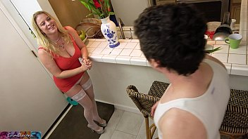 Stepsister gets to get pregnant and stepbrother gets to fuck her!