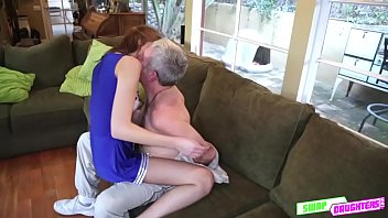 Sweet Chick Alexa Grace Wanted To Fuck A Huge Cock