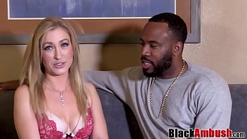 Kinky Blonde Hottie Renee Rides Bbc In Interracial Fuck