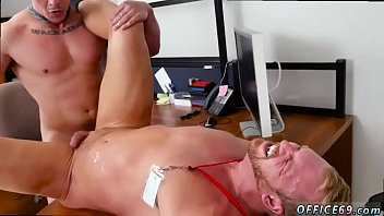 Teen straight dudes videos first day at work...