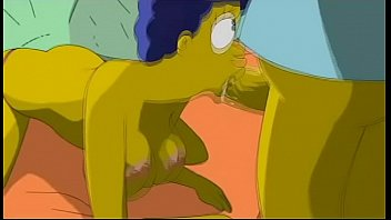 The simpsons large marge...