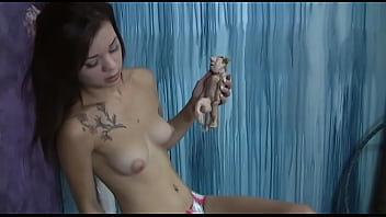Nude 18 year old Giantess Stomps on Little Man in her Cowboy Boots