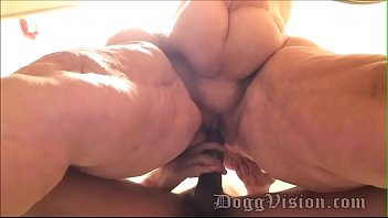 56y gilf amber connors squirts in hotel stairwell 6
