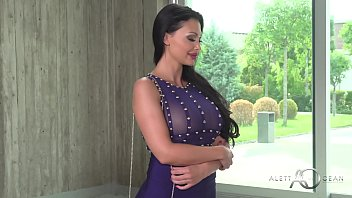 Aletta Ocean foursome DP - alettAOceanLive | Video Make Love