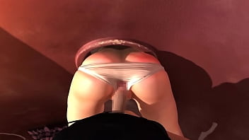 3 made blowjob to her man and swallowed...