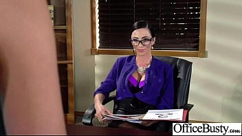Big Tits Girl (ariella danica) Get Seduced And Banged In Office movie-05