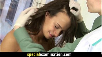 cover video Rude Army Gyno Exam For Sweet Young Babe