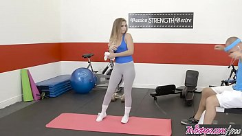 cover video Twistys Hardcore Workout Sydney Cole
