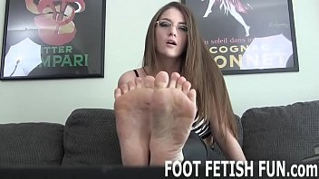 I will let one lucky guy worship my feet