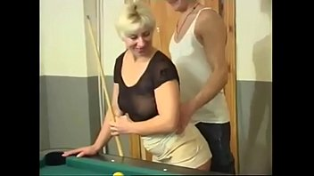 cover video Milf Anal Fuck After Billiards Continue With
