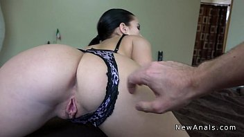 Dude Anal Fucks Big Ass Girlfriend And Films Her