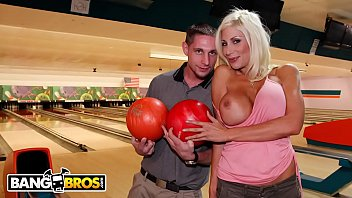 Watch video sex new BANGBROS Amateur Guy Gets To Go On Date With Big Tits MILF Puma Swede online
