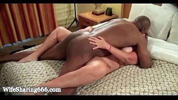 BBW Wife Banged Hard and Creampied  #44270