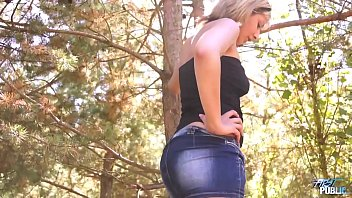 Myfirstpublic Gipsy Mom In Next In A Row Cheated By Fake Agent & Fucked Outdoor