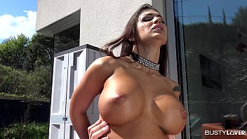 cover video Stunning Busty Spanish Slut Susy Gala Fucks Lik