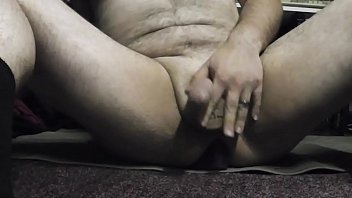 Married Man plays with Wife'_s Dildo