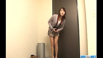 Shiori Uta craves for harsh stimulation to her cunt 12 min