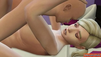 Brother Fucks Teen Blonde Sister After He Came Home From Prison
