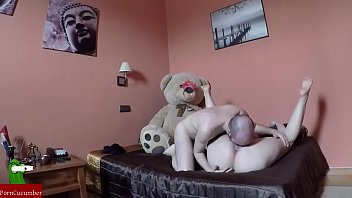 A bear watching and a great fucked with great end CRI145