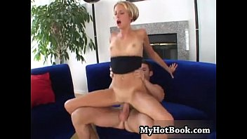 Steamy hot doggy style drilling for hottie