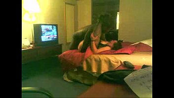 Skinny Filipina chick pleasures white prick in the hotel room