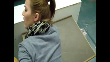 College girl getting fucked and creampied in the classroom Thumb25