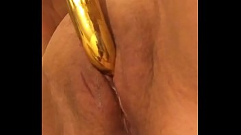 Horny and playing with my vibrator
