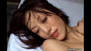 Cute Arisa Kanno Hairy Puss Fuck With Cum Swallow 10 min