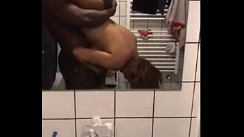 Girl cheats on bf with friend at party in bathroom lost bet