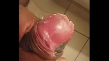 Uncut BBC Cock cheese